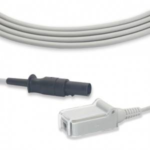 Spacelabs 700-0002-00 SpO2 Adapter Cable P0227