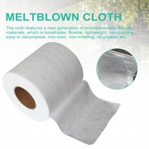 Low Price Bfe95 SMS Meltblown Nonwoven Waterproof Meltblown Filter