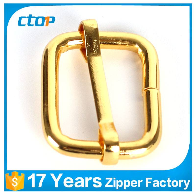 manufacturers parts custom bag parts metal pin reversible hat antique brass belt buckle