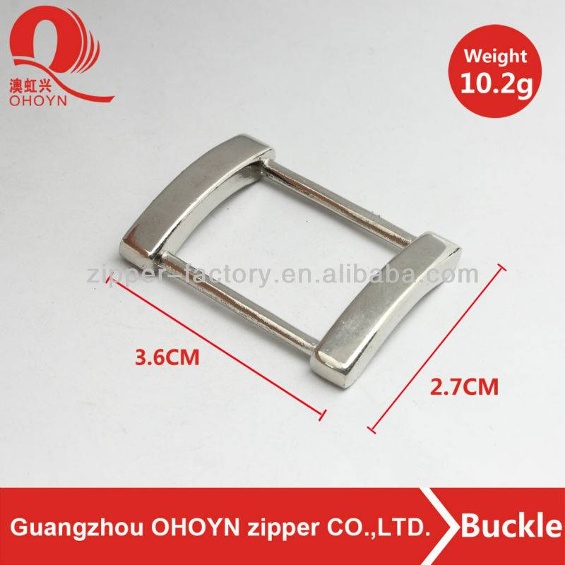 Wholesale fashion bag buckle high quality handbags buckle