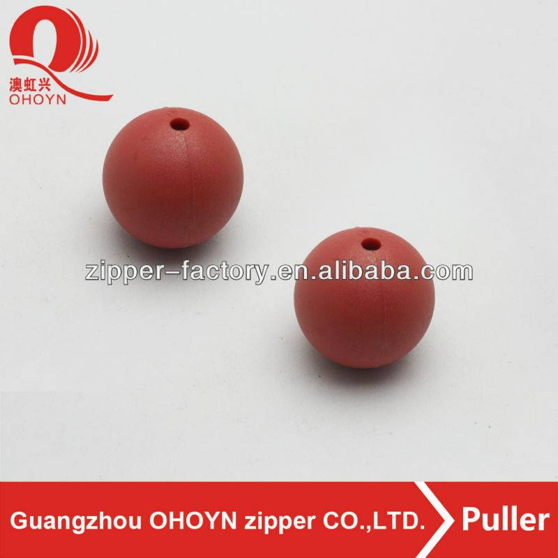 red color accessory plastic ball