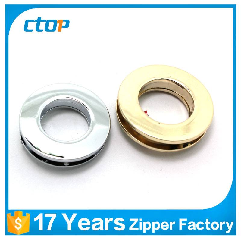 High Quality for Plastic Rotomolding - wholesale bag accessory 10mm brass eyelets – MEGA TRIMMING