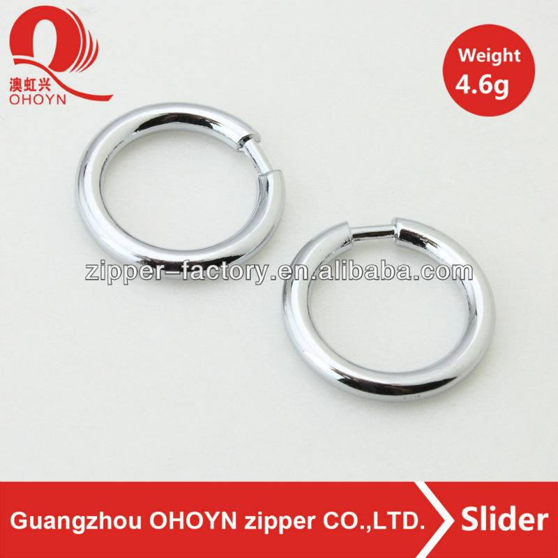 Professional guangzhou small metal rings for bag