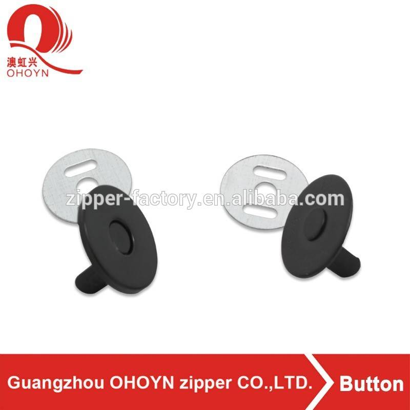 High quality karfe button boye Magnetic button ga jakar