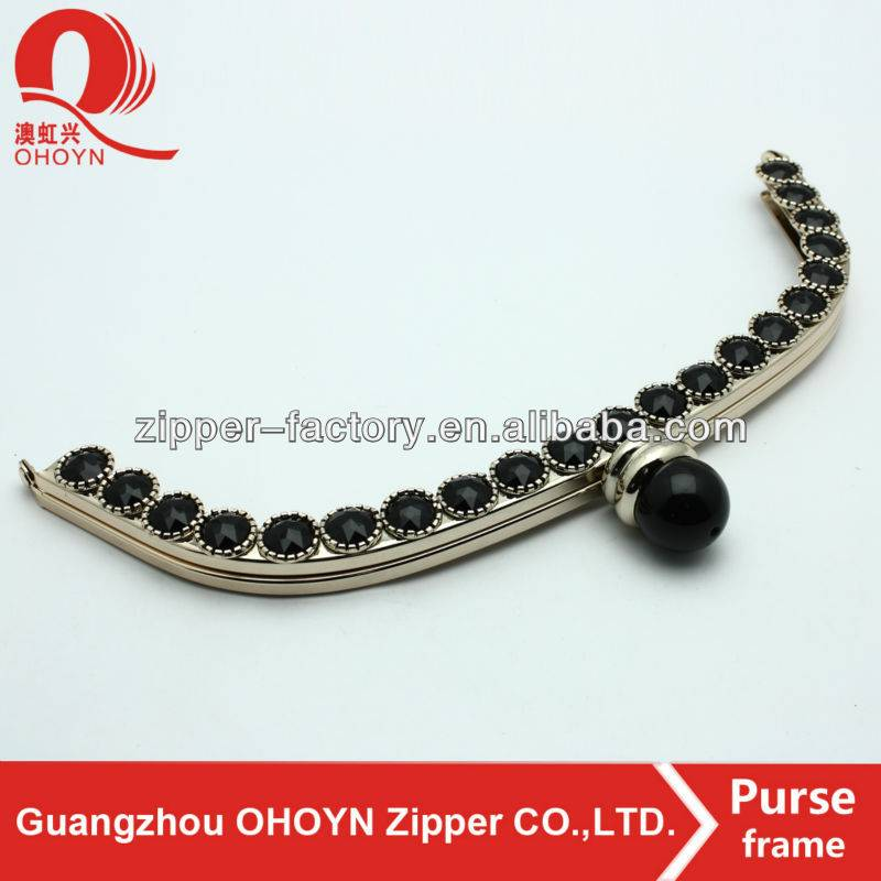 reliable factory alloy clutch purse frame