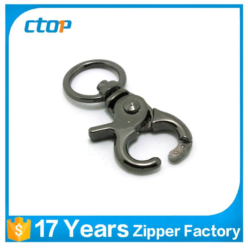 factory hot sale custom small metal hook for bag