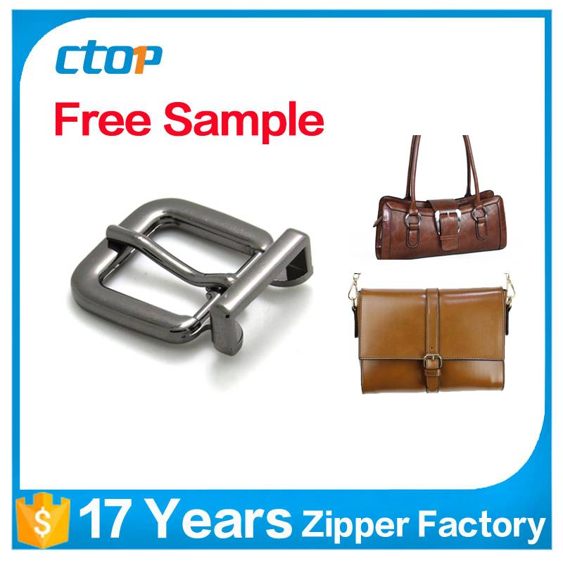 metal bag belt buckle for clothes bags seat from china manufacturers