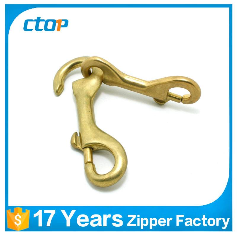 wholesale fashion antique metal bag brass hook