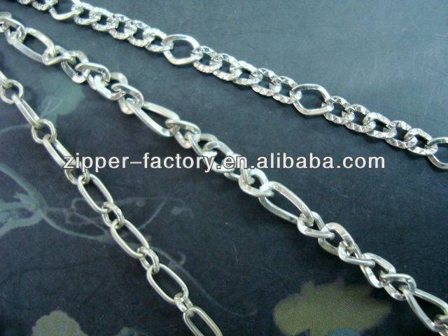 hot sell metal nickel link chain