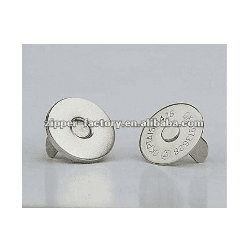 snap button magnetic press magnetic buttons for handbags