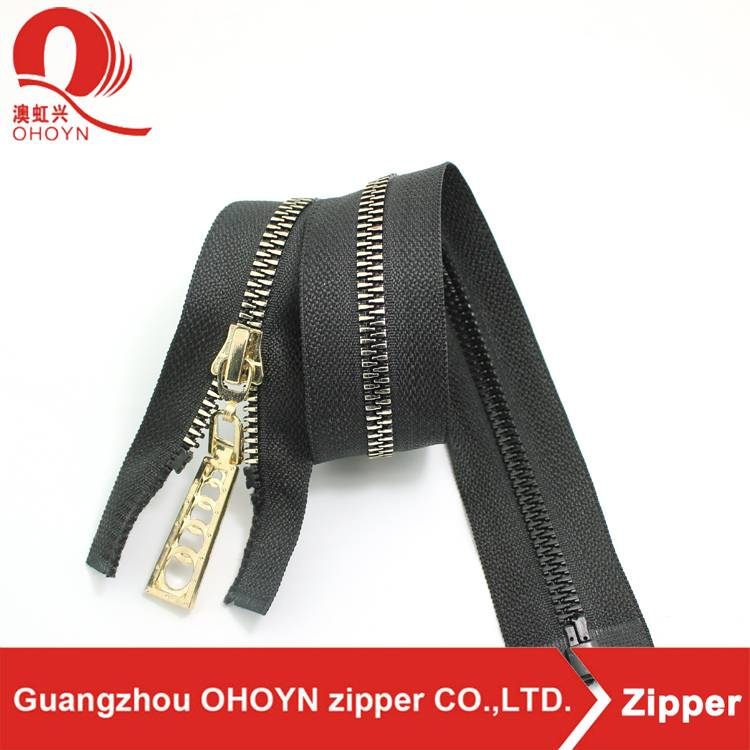 Any types plastic zips,derlin zipper for retail or wholesale in Guangzhou