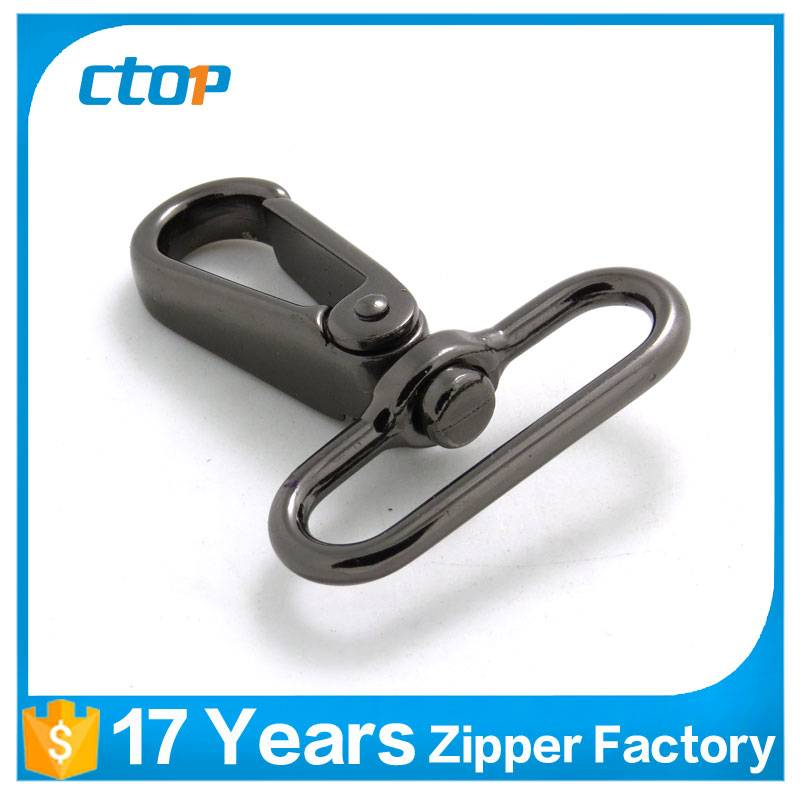 Wholesale popular serviceable custom high quality snap hook bag metal hook for sale