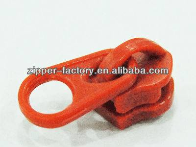 Best Price Plastic Zipper Puller two sides