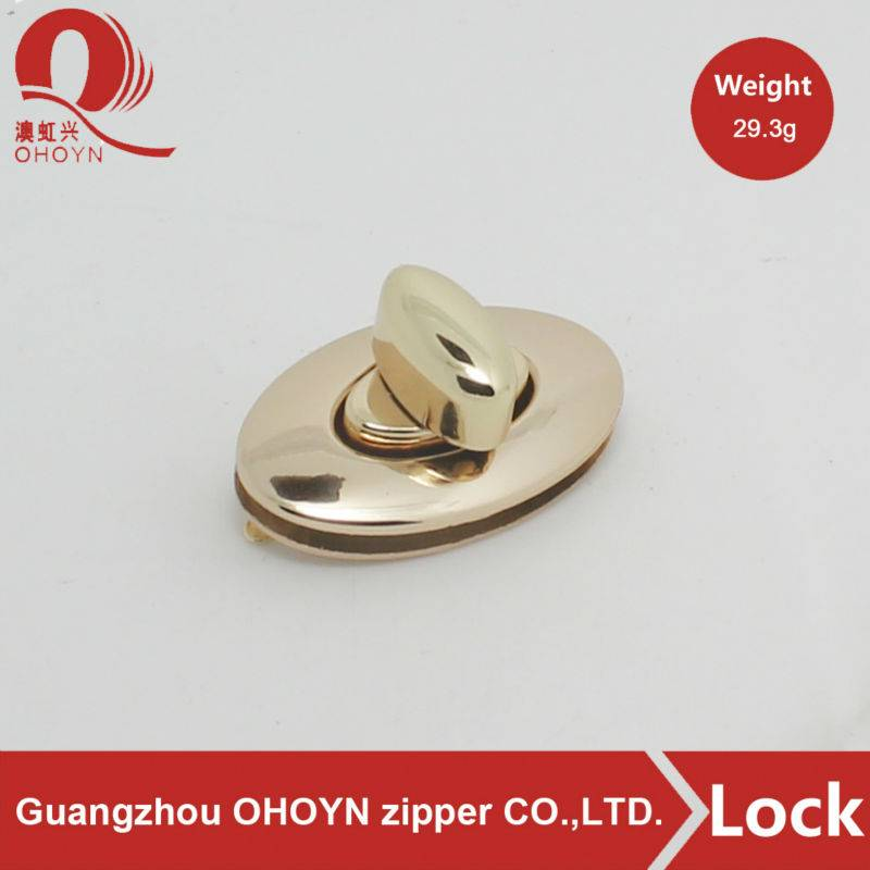 alibaba wholesale custom latch handbag lock
