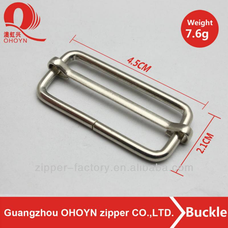 chinese factory gold buckle hardware bag accessory