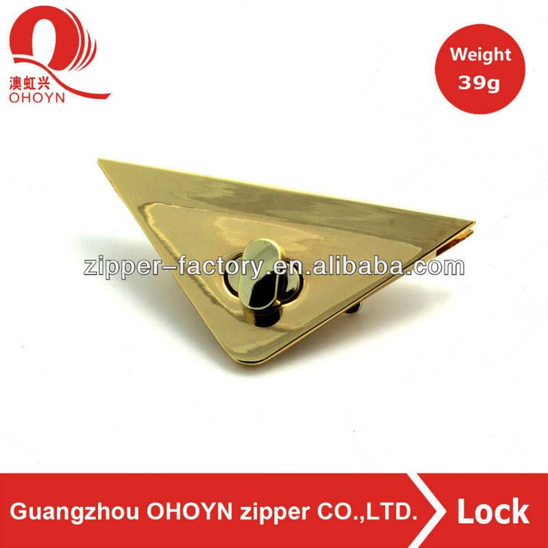 China factory high quality custom twist bag lock