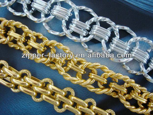 guangzhou factory leather bag chain