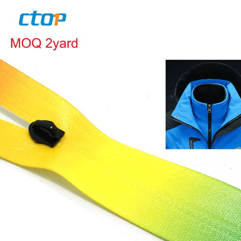 wholesale guangzhou airtight waterproof zipper
