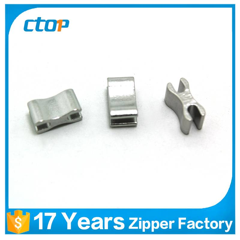 custom 5 # zip stopper rits stopper