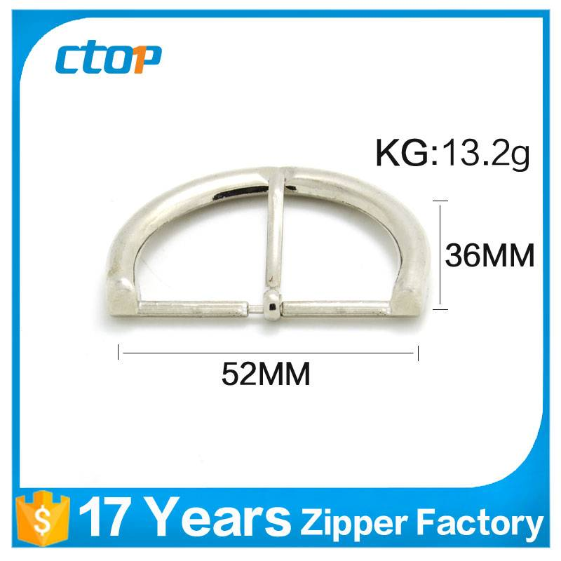 guangzhou factory stainless steel bag buckle