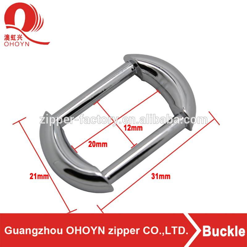 Promotional high quality high end belt small buckles