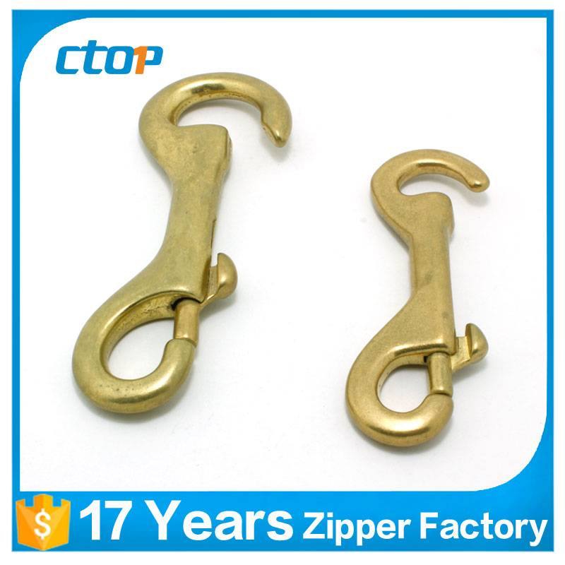 wholesale fashion antique brass s hooks metal hook