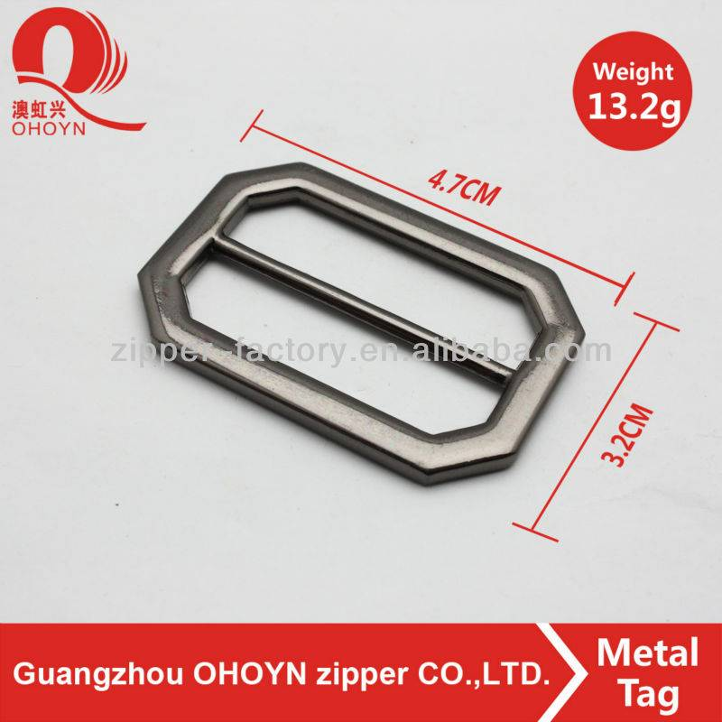 High quality and fashion metal buckle accessory