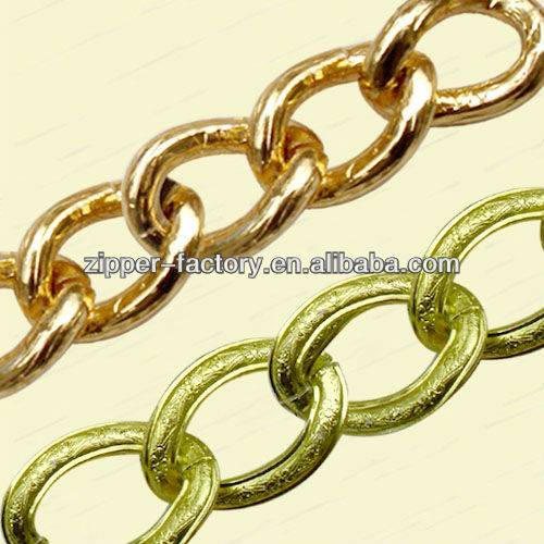 metal wholesale handbag accessory chain