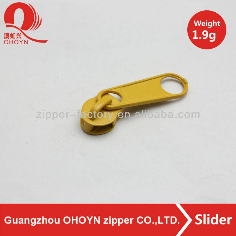 garment bag accessories zipper head slider zip puller