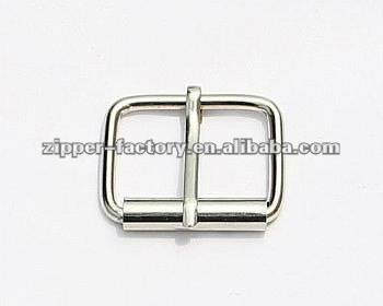 High quality fashion metal nickel color buckles for belt/handbag