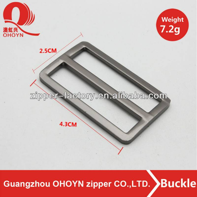 Professional guangzhou high quality metal clip buckle for belt