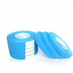 Low Price Waterproof Blue Adhesive Clothing Tape Seam Sealing Tape For Protective Suit