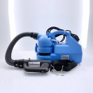 Factory Price High Quality 5L Portable Mini Electric Sanitizing ULV Fogger Machine Sprayer