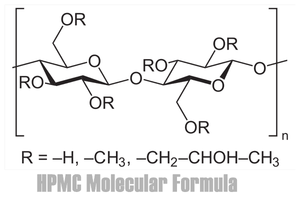Factors affecting the purity of hydroxypropyl methylcellulose