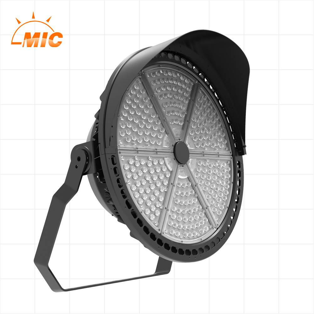 Factory direct sale aluminum SMD waterproof 1000w outdoor flood light led football stadium lighting Featured Image