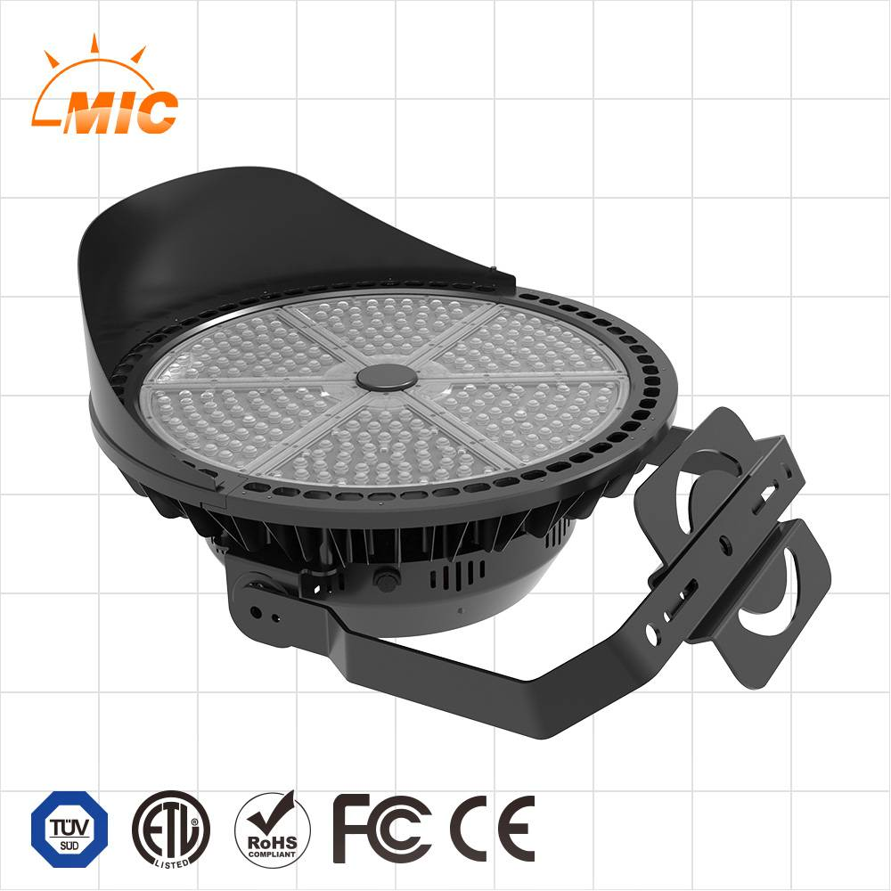 Sports Lighting driverless led lamps 1200W Stadium lighting Led Flood Light Featured Image