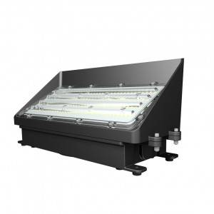 100W wall pack led light