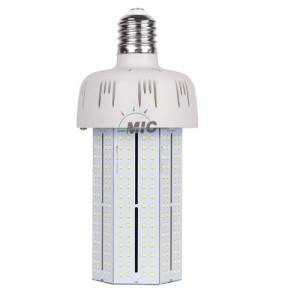 outdoor LED corn light 80W E40 LED Corn light Bulb Replacement for Fixtures HID/HPS/Metal Halide or CFL street Light