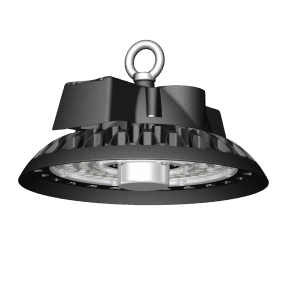 High Brightness IP65 Led High Bay Light 100W 150W 200W UFO Highbay Lamp with Motion Sensor