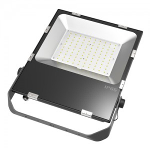 MIC 6 years warranty ETL CE TUV GS approved 85-300V stadium lighting 100W floodlight outdoor factory directly sales