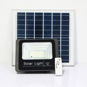 20w solar flood light