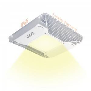 150w led canopy light