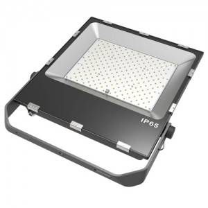 MIC Factory Price impact IK08 led flood light 200w for exhibition hall