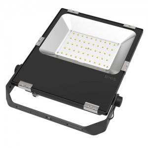 Slim Black 30W 70W 80W 150W 200W Ip65 Waterproof Smd 50 watts led flood light