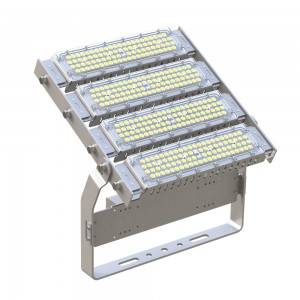 Beam Angle Adjustable modul Portabel 240W Led Light Banjir
