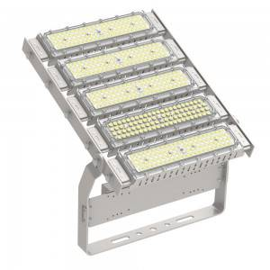 Factory supplier outdoor 300W module tunnel light waterproof IP65 led flood light housing