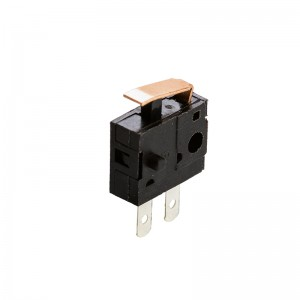 Newly Arrival Jc-ts10 Black Rectangular Micro Smt Switch Smd Detector Switch 12v