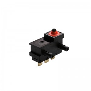 Waterproof mirco switch KW1A-04F