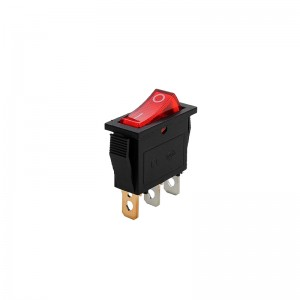 Rocker switch KCD3-101N