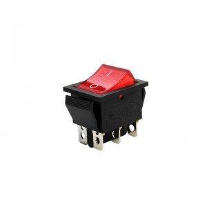 Rocker switch KCD2-202N